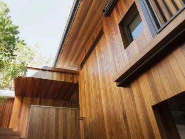 Pose de bardage bois, métallique, composite, PVC à Trans-en-Provence, Draguignan